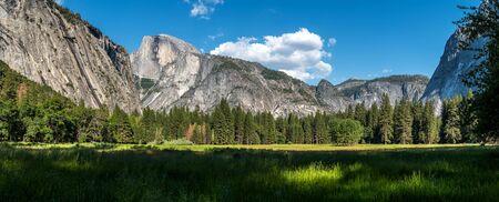 paisaje en Yosemite
