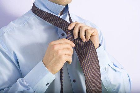 legal services: businessman Stock Photo