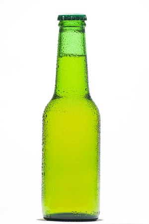 a fresh cold and tasty beer isolated Stock Photo - 4376248