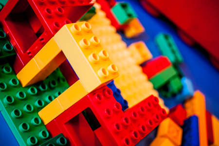 the best game in the wolrd ia the construction blocks, kids can play and become anything they want