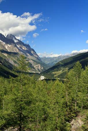 courmayeur: Veny Valle, Courmayeur, Valle de Aosta, Italia