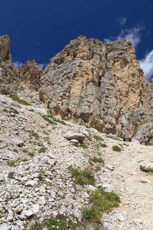 sud tirol: Gran Cir mount, Trentino  alto Adige, Italy