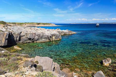 La playa de bobba en carloforte isla de san pietro cerdea la bobba costa en la isla de san pietro cerdea italia photo sciox Gallery