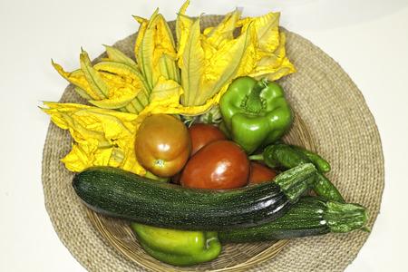 mediterranean: Mediterranean diet vegetables