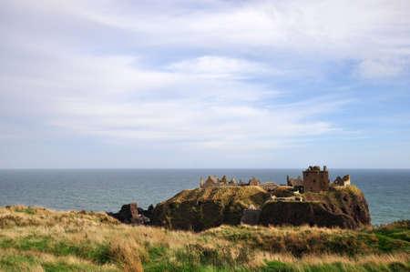 dunnottar castle: Dunnottar Castle, Stonehaven