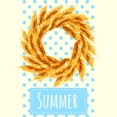 sheaf: Sheaf as a symbol of the end of summer and beginning of autumn