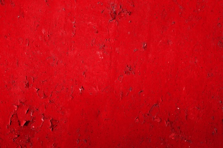 blank red vintage pattern of rust and paint that can be used as background pattern