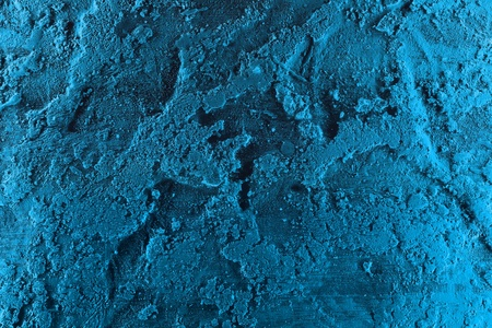 fantastic light blue celebratory style highlighted layered plaster texture - abstract photo background