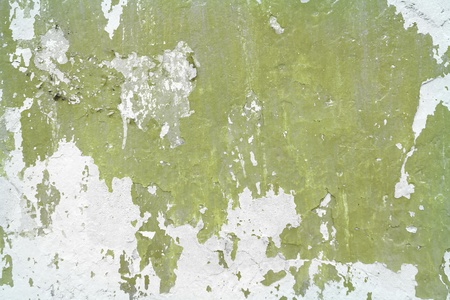 fantastic vintage plaster with cracked paint texture - abstract photo background
