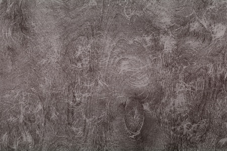 beautiful aged circular scratched floor texture - abstract photo background