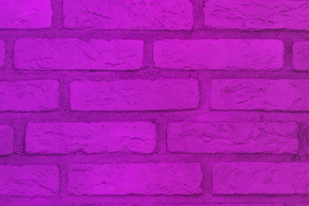 creative old pink brick wall texture for background use.