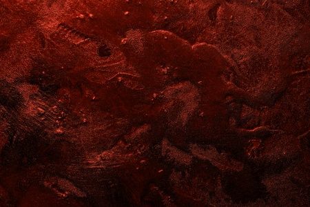 fantastic red old glossy bold cement texture - abstract photo background