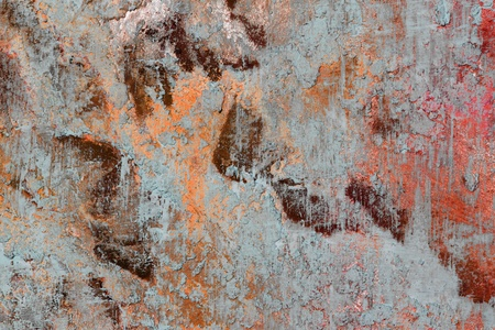 nice very much weathered floor stucco texture - abstract photo background