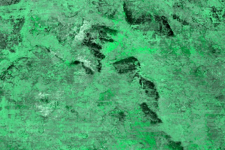 nice teal, sea-green very much brushed plank cover texture - abstract photo background