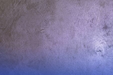 beautiful old blue shiny stained surface texture - abstract photo background