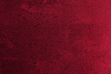 fantastic red grainy weathered cover on the desk texture - abstract photo background