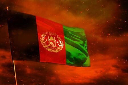 14 098 Afghanistan Flag Stock Photos And Images 123rf