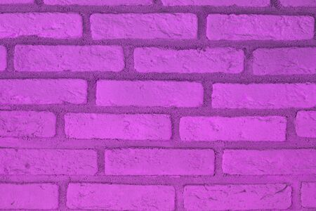 nice grunge pink brick wall texture for design purposes.