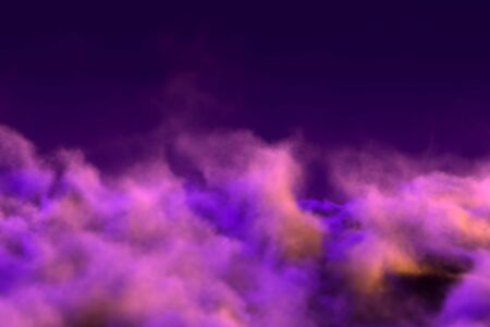 Blurry abstract background creative texture mockup of mystery sky