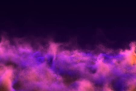 Blurry abstract background design texture mockup of misty sky