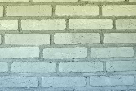 design aged brick wall texture for use as background.