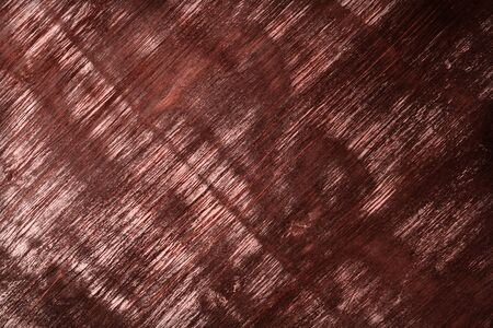 beautiful red aged striped wooden material texture - abstract photo background