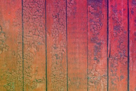 pretty red natural board texture - abstract photo background Фото со стока