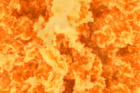 cosmic melting hell abstract background or texture - fire 3D illustration