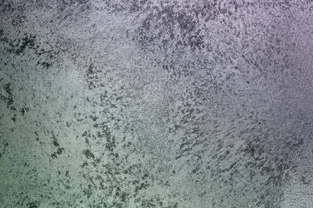 abstract old rough painted metallic surface texture for use as background.