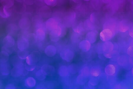 fantastic lots of flying bright glitters bokeh texture - abstract photo background