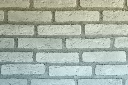 pretty aged brick wall texture for background use. Banco de Imagens