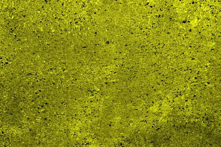beautiful yellow dotted rough cover on the panel texture - abstract photo background Banco de Imagens - 134983138