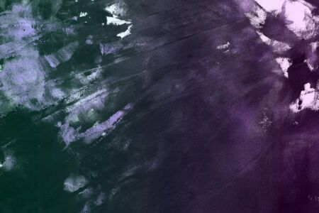 abstract grunge randomly painted canvas, fabric with color paint spots and blots texture for any purposes.