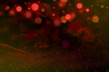 wonderful sparkling abstract background glitter lights defocused bokeh - festal mockup texture with blank space for your content