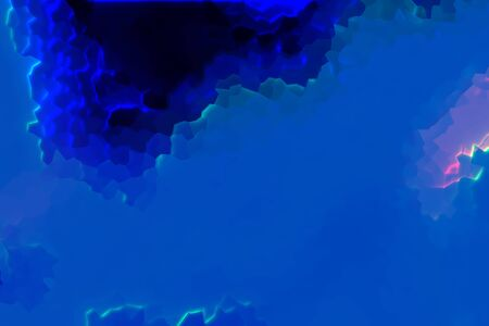 gradient abstract background of popular in 2020 color phantom blue with icy lines - festival concept illustration, background design template