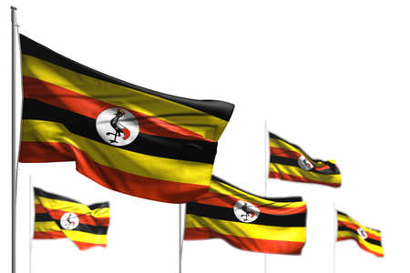 nice any occasion flag 3d illustration