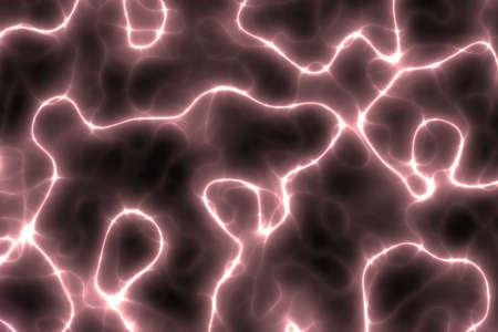 design energies lights in the cracked liquid digital graphics texture illustration