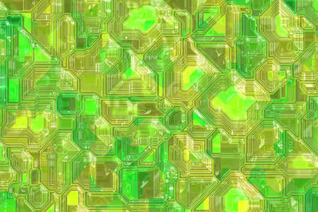 artistic cybernetic optic pattern digital art background texture illustration 免版税图像