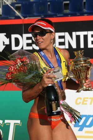 Rossiya.Moskva.16 July 2011g.Etap World Tour Beach Volleyball Women - tournament