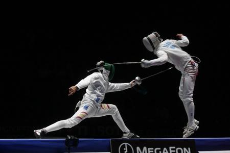 World Cadet und Junior Championships Fechten Moskau 2012
