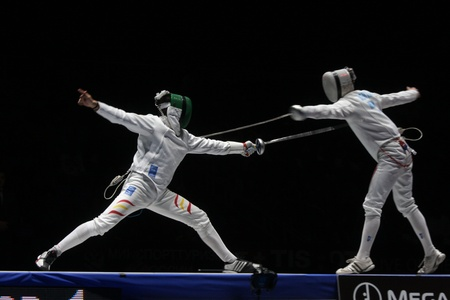 rapier: World Cadet and Junior Fencing Championships Moscow 2012