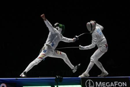 World Cadet und Junior Fencing Championships Moskau 2012