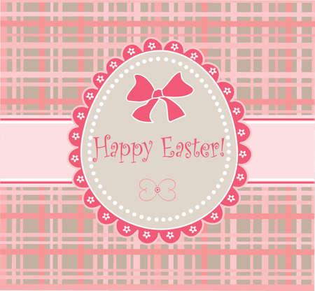 easteregg: Easter label