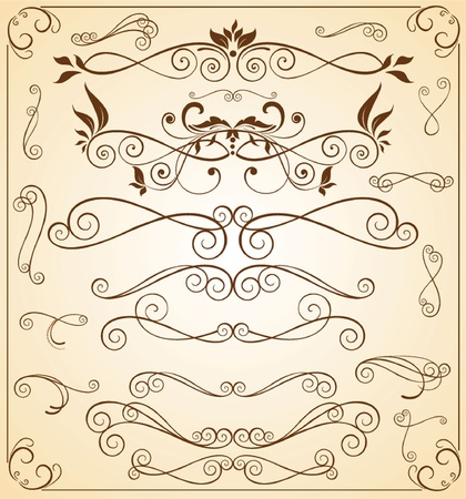 Design elements Stock Vector - 18806773