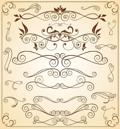 Design elements Stock Vector - 18806773