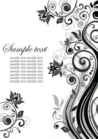 Wedding invitation Stock Vector - 18838265