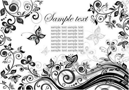 Vintage invitation Stock Vector - 18858703