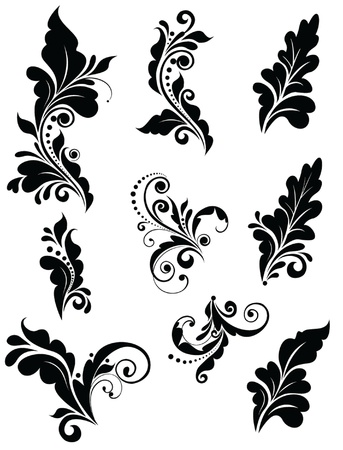 adornment: Ornamento floreale
