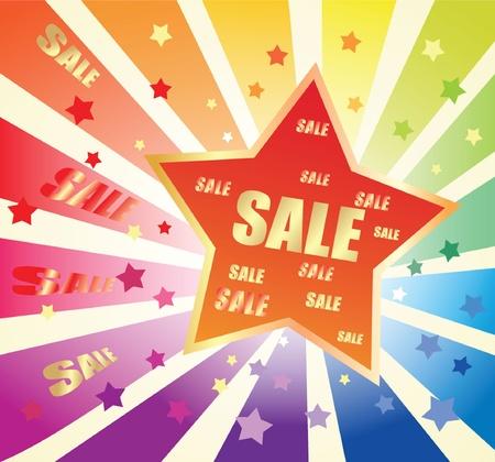 Sale Stock Vector - 18858625