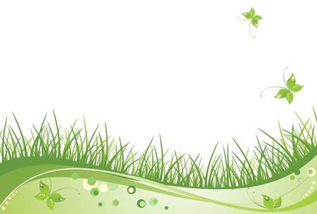 overgrown: Green eco card
